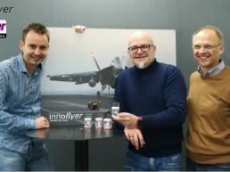 Innoflyer's visit to Hacker Motors