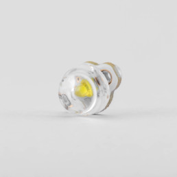 Crystal light source